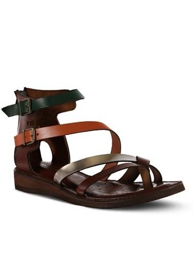 Marjin Sandalet Renkli